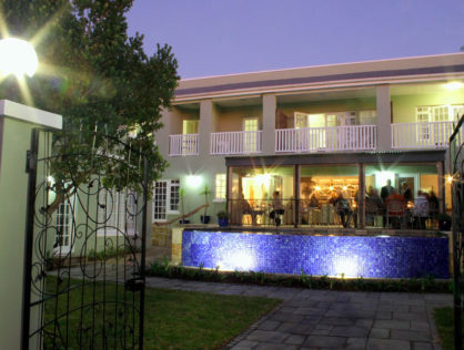 Port Elizabeth – Eastern Cape – Boutique Hotel Style Guesthouse