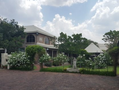 Parys – Free State – 5 Star Grading with Exceptional Finishes
