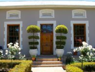 One of the first Manor Houses in Paarl