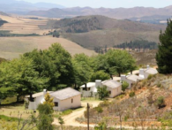 Country get away close to Villiersdorp in the Western Cape Overberg