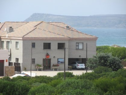 Guesthouse in Witsand Western Cape 40m from the beach