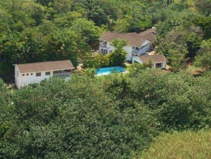 Tropical Garden & Great Views 800m from the Beach in South Port – Port Shepstone