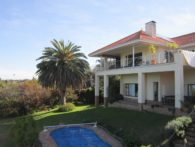 Sought After Area in Somerset West with Large Property & Lovely Views