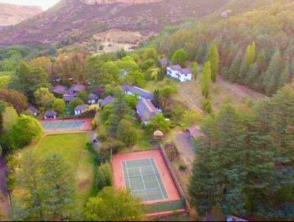 Holiday Resort in Fouriesburg Free State