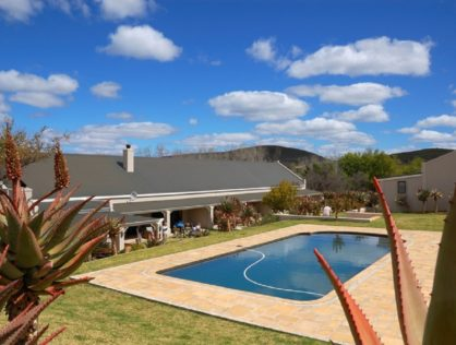 Lodge/Swartberg Mountains